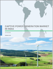 Captive Power Generation Market in India 2019-2023
