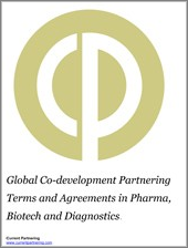 Global Co-development Partnering Terms and Agreements in Pharma, Biotech and Diagnostics 2014 to 2020