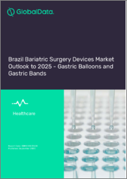 Brazil Bariatric Surgery Devices Market Outlook to 2025 - Gastric Balloons and Gastric Bands