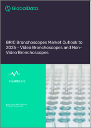 BRIC Bronchoscopes Market Outlook to 2025 - Video Bronchoscopes and Non-Video Bronchoscopes