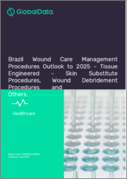 Brazil Wound Care Management Procedures Outlook to 2025 - Tissue Engineered - Skin Substitute Procedures, Wound Debridement Procedures and Others