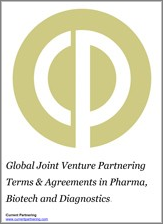 Global Joint Venture Partnering Terms and Agreements in Pharma, Biotech and Diagnostics 2010-2018