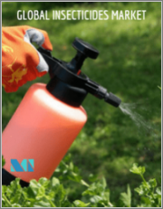 Insecticides Market - Growth, Trends, COVID-19 Impact, and Forecasts (2021 - 2026)