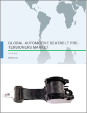 Global Automotive Seatbelt Pre-tensioners Market 2019-2023