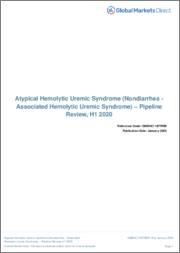 Atypical Hemolytic Uremic Syndrome - Pipeline Review, H2 2019