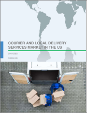Courier and Local Delivery Services Market in the US 2019-2023