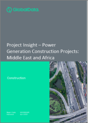 Project Insight - Power Generation Construction Projects: Middle East and Africa