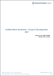 Guillain-Barre Syndrome - Pipeline Review, H2 2019