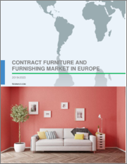 Contract Furniture and Furnishing Market in Europe 2019-2023