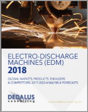 Electro-Discharge Machines - Global Markets, Products, End-Users & Competitors: 2017-2023 Analysis & Forecasts