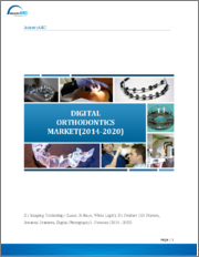 Digital Orthodontics Market - Forecast (2020 - 2025)