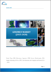 Genomics Market - Forecast (2020 - 2025)