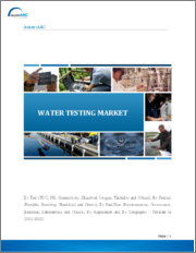 Water Testing and Analysis Market - Forecast (2020 - 2025)
