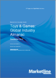 Toys & Games Global Industry Almanac 2013-2022