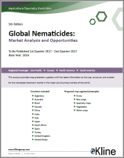 Global Nematicides: Market Analysis and Opportunities