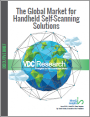 The Global Market for Handheld Self-Scanning Solutions