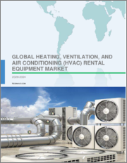 HVAC Rental Equipment Market by End-users and Geography - Global Forecast and Analysis 2020-2024
