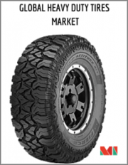 Global Heavy-Duty Tire Market - Growth, Trends, and Forecast (2018 - 2023)