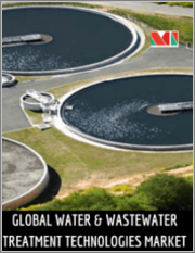 Water and Wastewater Treatment Technologies Market - Growth, Trends, and Forecast (2020 - 2025)