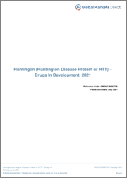 Huntingtin - Pipeline Review, H2 2019