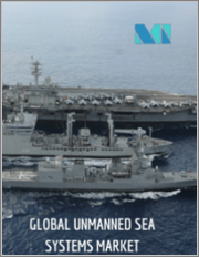 Unmanned Sea Systems Market - Growth, Trends, and Forecasts (2020 - 2025)