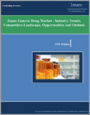 Japan Generic Drug Market: Industry Trends, Share, Size, Growth, Opportunity and Forecast 2019-2024