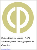 Global Academic and Non-Profit Partnering Terms and Agreements 2015-2021