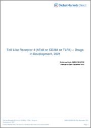 Toll Like Receptor 4 (hToll or CD284 or TLR4) - Pipeline Review, H1 2019