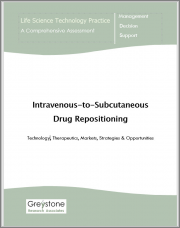 Intravenous-to-Subcutaneous Drug Repositioning