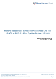 Histone Deacetylase 8 - Pipeline Review, H2 2020