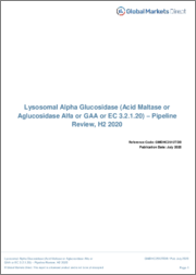Lysosomal Alpha Glucosidase - Pipeline Review, H2 2020