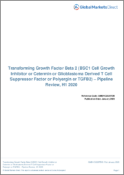 Transforming Growth Factor Beta 2 - Pipeline Review, H1 2020