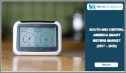 South and Central America Smart Meters Market - Growth Trends and Forecasts (2020 - 2025)