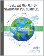 The Global Market for Stationary POS Scanners
