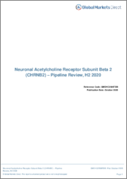 Neuronal Acetylcholine Receptor Subunit Beta 2 - Pipeline Review, H1 2020
