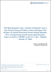 TGF Beta Receptor Type 1 - Pipeline Review, H2 2019