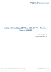 Alpha L-Iduronidase - Pipeline Review, H2 2019