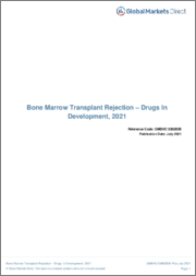 Bone Marrow Transplant Rejection - Pipeline Review, H1 2019