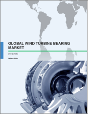 Global Wind Turbine Bearing Market 2020-2024