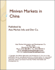 Minivan Markets in China