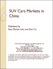 SUV Cars Markets in China