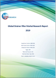 Global Strainer Filter Market Research Report 2019
