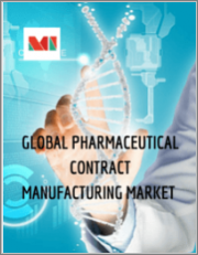 Pharmaceutical Contract Manufacturing (CMO) Market - Growth, Trends and Forecasts (2019 - 2024)