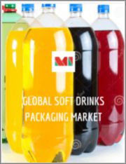 Global Soft Drinks Packaging Market - Segmented by Material (Plastic, Metal, Glass), Packaging Type (Bottles, Cans, Carton and Boxes), and Region - Growth, Trends and Forecast (2018 - 2023)