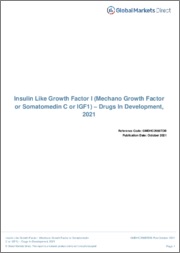 Insulin Like Growth Factor I - Pipeline Review, H1 2019