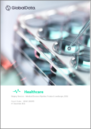 Biopsy Devices - Medical Devices Pipeline Assessment, 2019