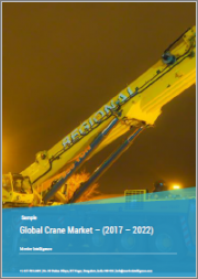 Crane Market - Growth, Trends, and Forecast (2019 - 2024)