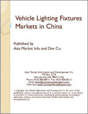 Vehicle Lighting Fixtures Markets in China