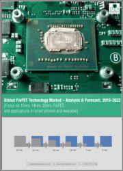Global FinFET Technology Market: Focus on 7nm, 10nm, 14nm, 16nm FinFET, and Applications in Smart Phones and Wearable - Analysis and Forecast: 2018-2023