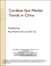 Cordless Saw Market Trends in China